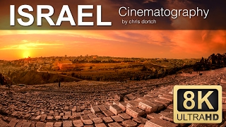 Sample 4k UHD (Ultra HD) video download of Israel