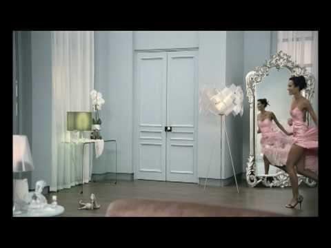 Lux Liquid Silk Dress TV ad