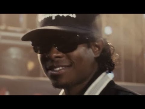 Eazy-E Real Muthaphuckkin G's Edited Into Straight Outta Compton