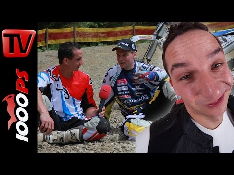 How to Motocross | Tipps vom Profi | Arlo in Action mit Ossi Reisinger