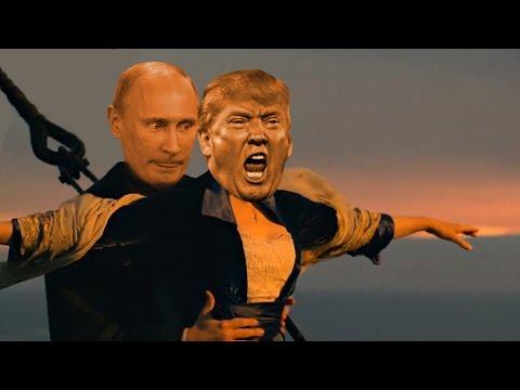 [YTP] Inauguration 2017: Donald Christens The Trumptanic