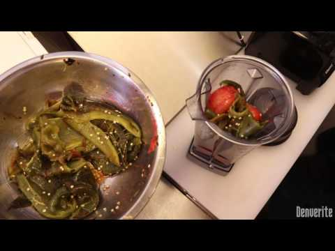 Learn To Make Pork Green Chile