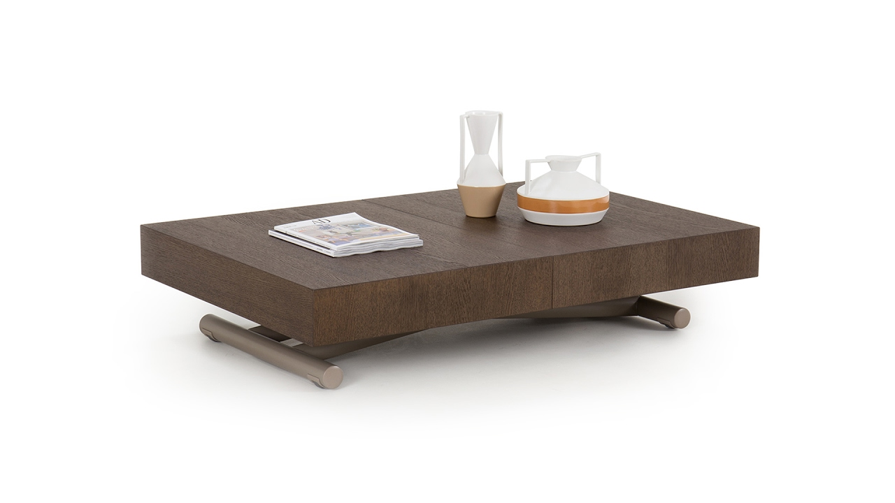 lucas bespoke transforming coffee table
