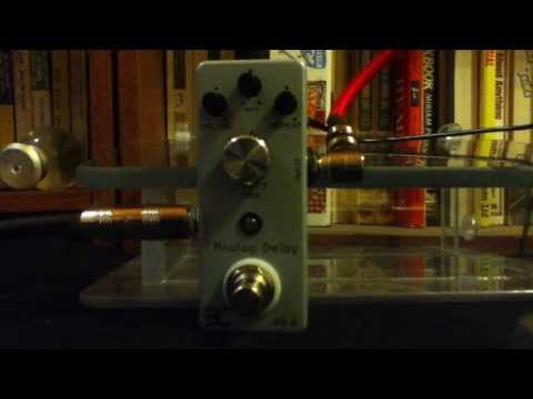 ENO TC-31 Analog Delay AD-6 Echo Effektpedal von YouTube · Dauer:  3 Minuten 14 Sekunden