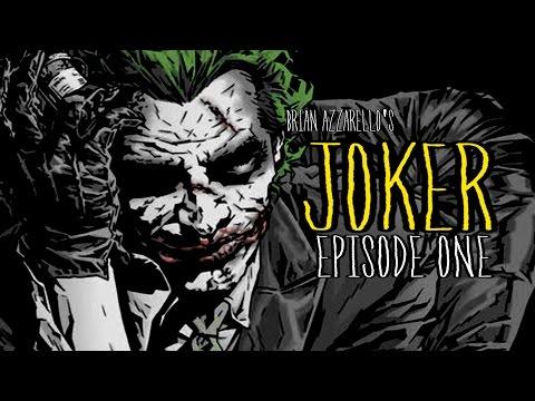 """Brian Azzarello's """"Joker"""" #1 motion comic"""