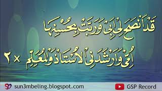 Penyesalan by Al Muqtashidah Langitan (With Text)