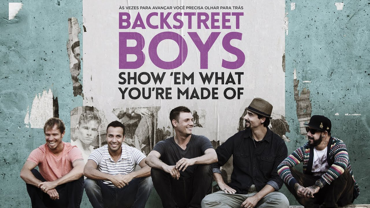 Backstreet Boys: Show 'Em What You're Made Of Torrent (2015)