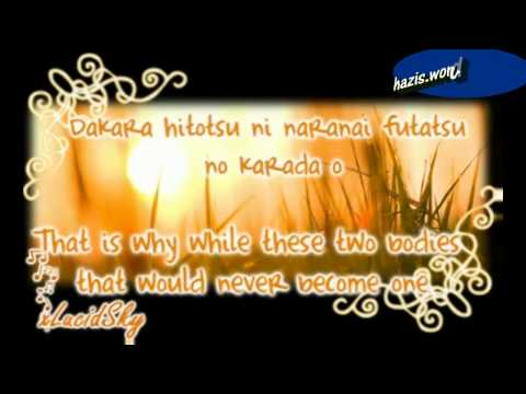 Zivilia Band - Aishiteru Lyrics Japan  & Inggeris_by hazaldin