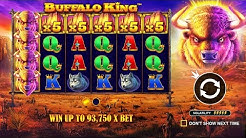 BUFFALO KING (PRAGMATIC PLAY) ONLINE SLOT
