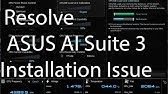how to fix error epu AI Suite II -Acess violation at adress