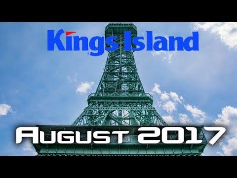 Kings Island - August 2017