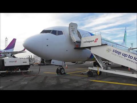 Transavia France Boeing 737-800 / London Luton to Paris Orly *FULL FLIGHT*