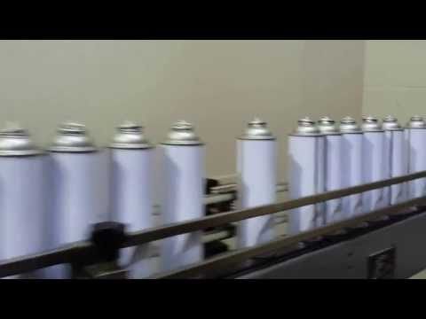 How its made: aerosol can