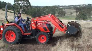 Kioti Tractors TV Ad 2012 QLD Dealers