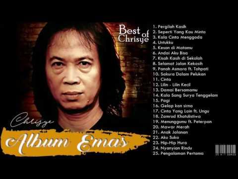 Chrisye  Full Album 80an2000an Nostalgia Indonesia Paling Populer
