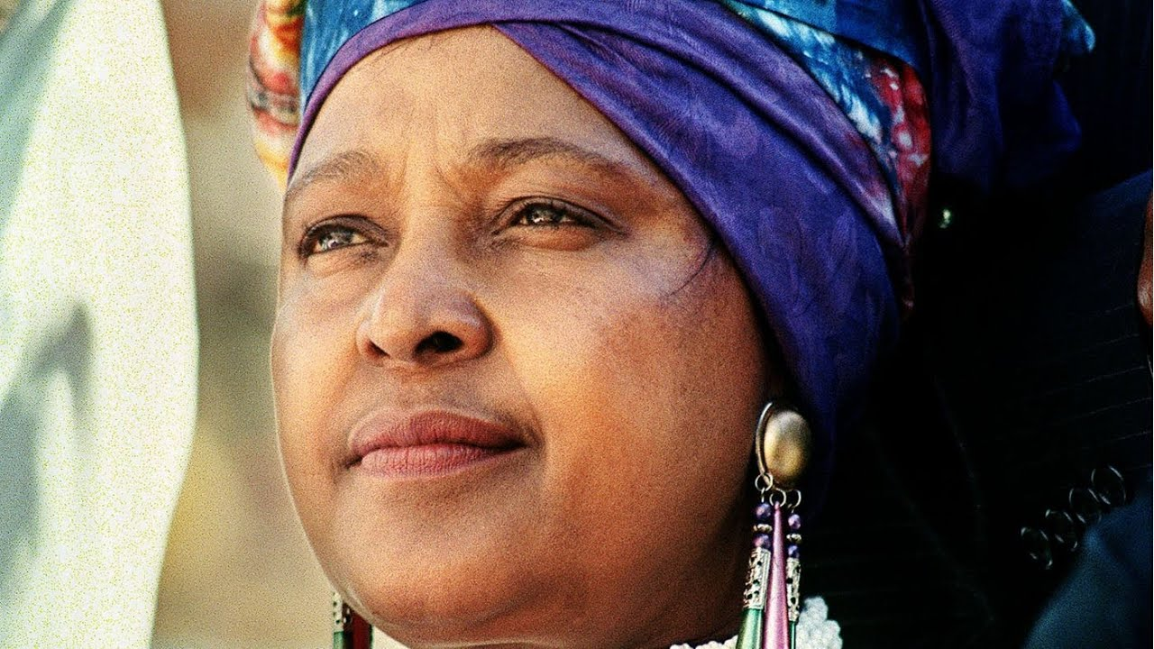 Faces of Africa - Winnie Mandela: 