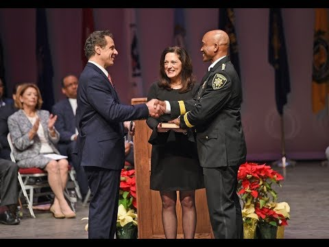 The Inauguration Ceremony of Suffolk County Sheriff Errol Toulon, Jr.