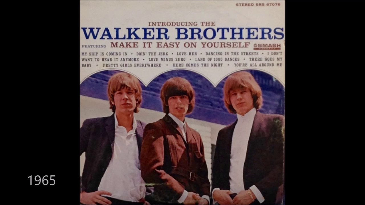 The walker brothers make it easy on yourself original stereo the walker brothers make it easy on yourself original stereo lp hq solutioingenieria Choice Image