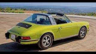 1973.5 Porsche Targa - One Take