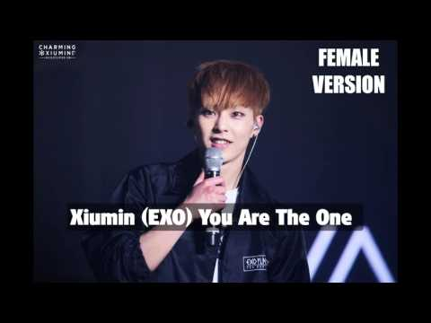 Xiumin (EXO) - You Are The One (OST) [Female version]