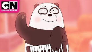 We Bare Bears | Lucy Shows Off Her Moves | Cartoon Network