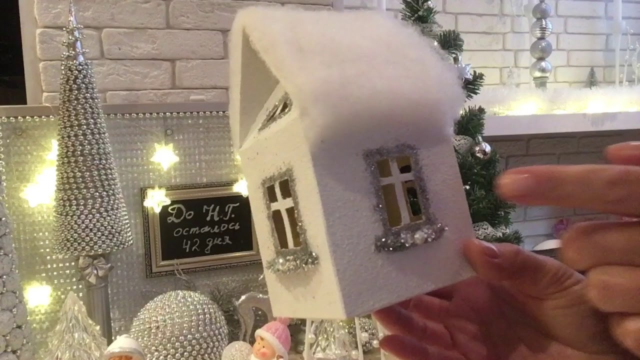Домики ледяные своими руками фото 414