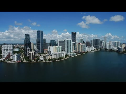 Miami Construction Cranes Could be in Irma Path
