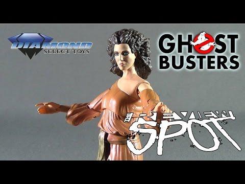 Toy Spot - Diamond Select Ghostbusters Dana Barrett
