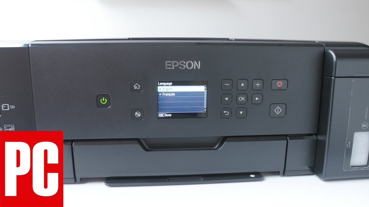 Epson Expression Premium ET-7750 EcoTank Wide-Format All-in-One Supertank  Printer Review