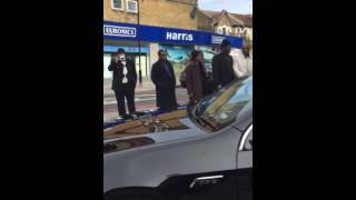 A Caribbean Funeral In Sunny Old Hackney