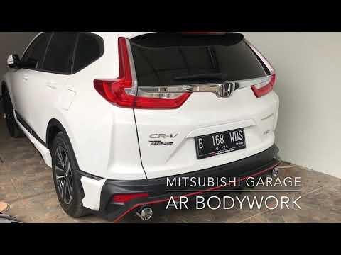 Bodykit CRV Turbo Original Tithum
