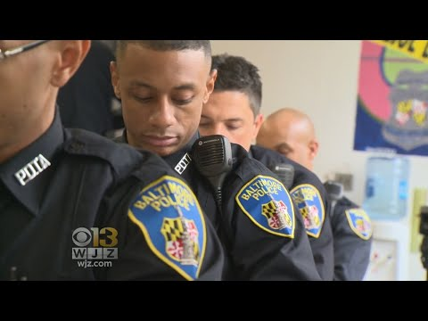 Baltimore Police Cadets Given One-Of-A-Kind Tour Of City