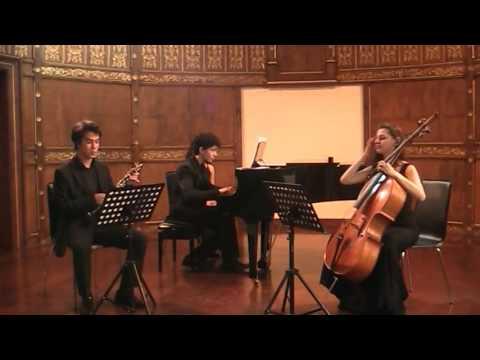 Skroup - Trio, Opus 27