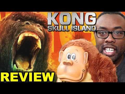 KONG SKULL ISLAND Movie Review + After Credits Spoilers #KongIsKing