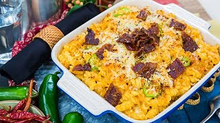 Betty Fraser's Bacon Jalapeño Mac N Cheese - Home & Family