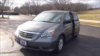 Used 2009 Honda Odyssey EX for sale at Honda Cars of Bellevue...an Omaha Honda Dealer!
