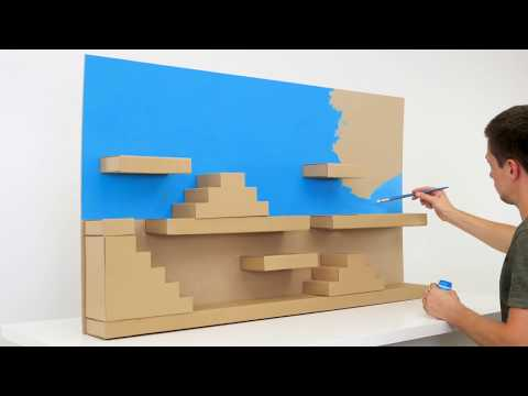 How to Build Super Mario Style Maze for Rat