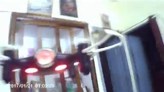 ಸೈಮ ಎಕ್ಸ್೨೦ (ಪಾಕೆಟ್ ಡ್ರೋನ್) ಹಾರಾಟ (Syma X20 in Action)