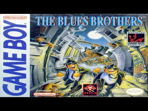 Review The Blues Brothers (Game Boy)