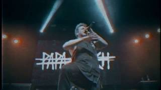 Papa Roach - Crooked Teeth (Live)