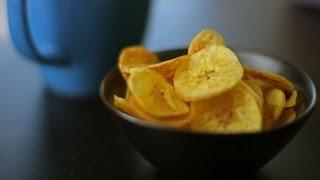 Yellow Banana Chips / Plantain Chips