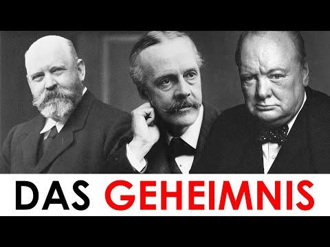 Churchill, Lord Balfour, Lord Rothschild: Was uns verheimlicht wird & was Prof. Finkelstein fragt