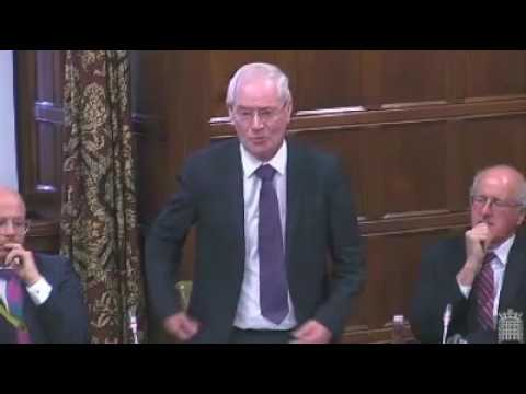 British Parliament about South Korea and the dog meat trade