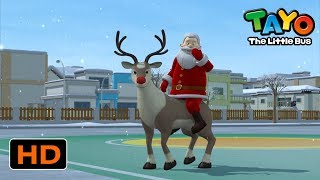 Tayo English Episodes l Santa hasn't gone back to North pole! l Tayo the Little Bus