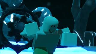 ROBLOX Dungeon Quest The Ice Dungeon Animation EP3