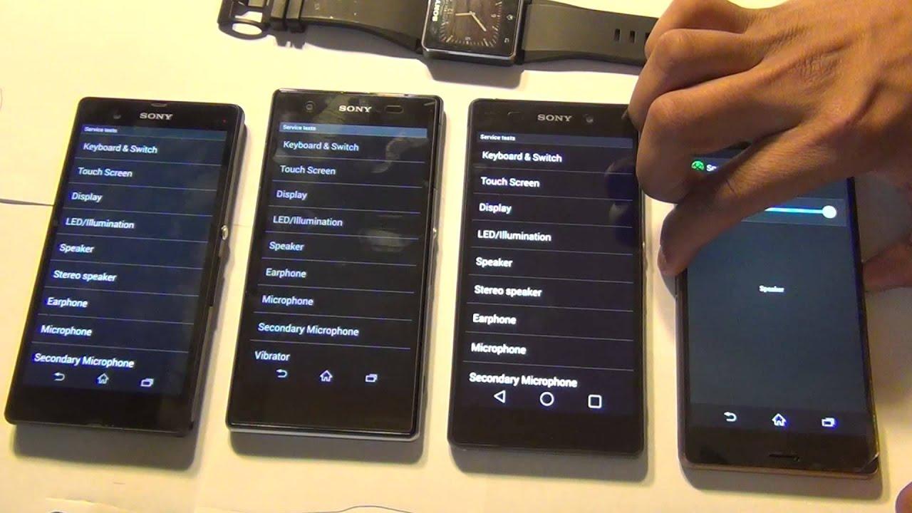 Kindle Vs Sony Reader: Sony Xperia Z Vs Z1 Vs Z2 Vs Z3 Comparison