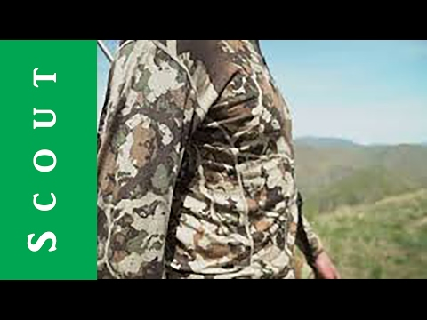 First Lite Llano Cipher Camo Shirt Review - Scout Hunter