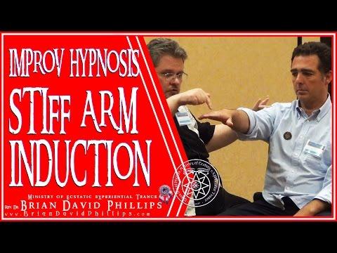 Stiff Arm Hypnosis Induction