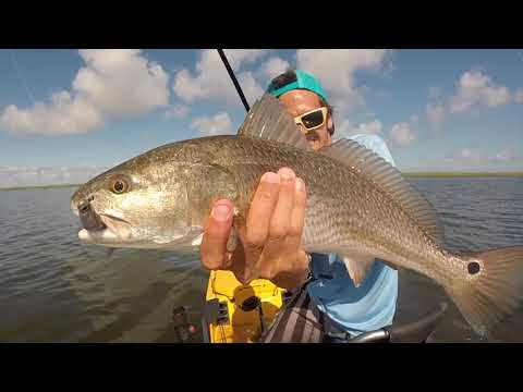 Inshore Kayak Fishing 2 (OBX,NC)