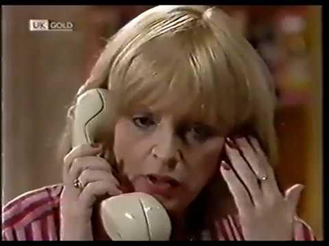 Crossroads Motel - Mon 6th/Tues 7th April 1987 (Susan Hanson's final appearance as Diane Hunter)